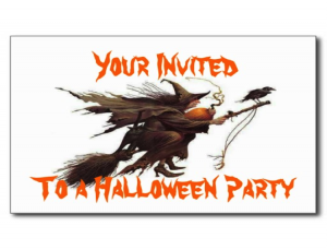 your invited