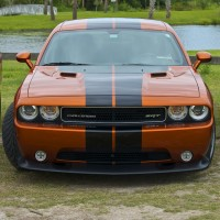 David's 2011 Toxic Orange SRT